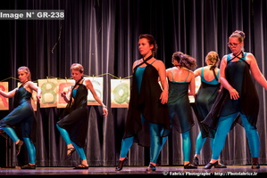 Gala de danse Arabesque - Seichamps 2016