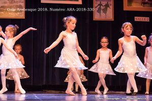 Gala danse Arabesque 2018